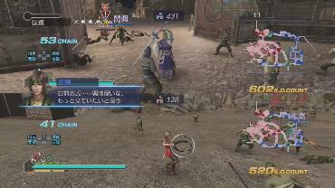 Dynasty Warriors 8 Empires (JP)