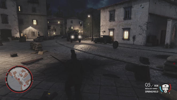 CSGamer97 playing Sniper Elite 4